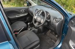 Nissan Micra, interior