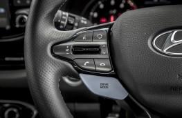 Hyundai i30 N Performance, 2017, drive mode button, road