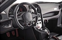 Noble M600, interior
