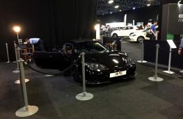 London Motor Show, 2016, Noble M600