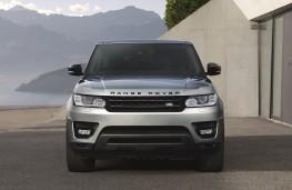 Range Rover Sport, 2017, nose