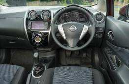Nissan Note, interior