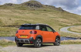 Citroen C3 Aircross, 70 plate, rear