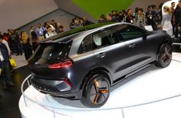 Kia Niro EV Concept, 2018, rear