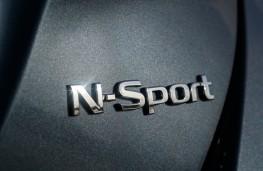 Nissan Micra N-Sport, 2019, badge