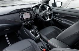 Nissan Micra N-Sport, 2019, interior