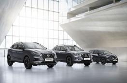 Nissan N-Tec line up, 2020, Qashqai, X-Trail, Micra