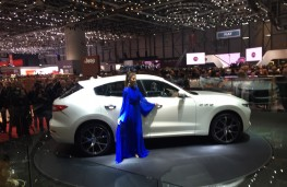 Maserati Levante, Geneva Motor Show 2016