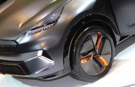 Kia Niro EV Concept, 2018, wheel