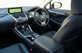 Lexus NX 300h, 2018, interior