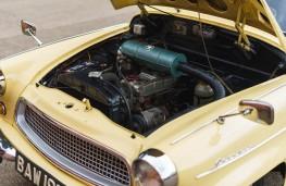 Skoda Octavia Mk 1, engine