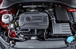 Skoda Octavia vRS 245, 2017, TSI engine