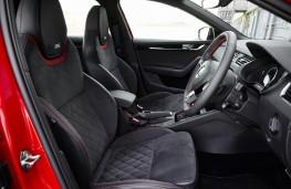 Skoda Octavia vRS 245, 2017, interior