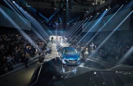 Skoda Octavia reveal, 2019, appearance