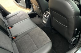 Skoda Octavia Estate Scout, rear seats