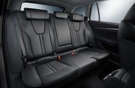 Skoda Octavia, 2020, rear seats
