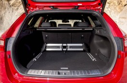 Kia Optima Sportswagon GT Line S, boot