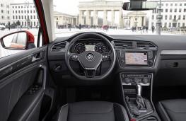Volkswagen Tiguan, 2016, interior