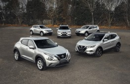 Nissan crossover models, 2021, one million sales