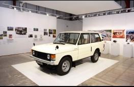 The Range Rover Story, Range Rover prototype, 1968