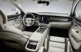 Volvo V90 AWD Ocean Race Cross Country, 2018, interior