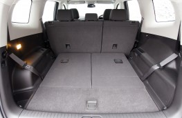 Chevrolet Orlando, luggage space