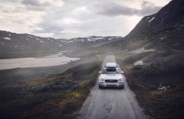 Volvo V90 AWD Ocean Race Cross Country, 2018, nose