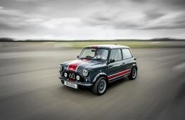 David Brown Mini Remastered, Oselli Edition, 2021, front