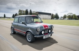 David Brown Mini Remastered, Oselli Edition, 2021, front, action