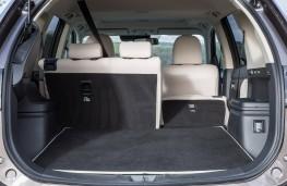 Mitsubishi Outlander PHEV, 2017, boot