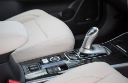Mitsubishi Outlander PHEV, 2017, console