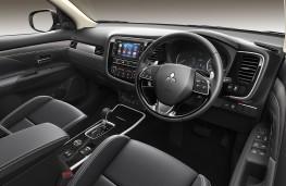 Mitsubishi Outlander 2.0, 2018, interior