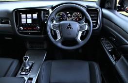 Mitsubishi Outlander PHEV, 2019, interior