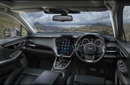 Subaru Outback, 2021, interior