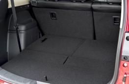 Mitsubishi Outlander, boot