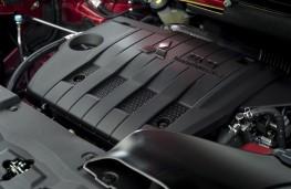 Mitsubishi Outlander, engine