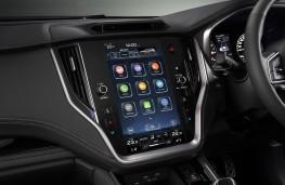 Subaru Outback, 2021, display screen