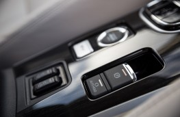 Mitsubishi Outlander PHEV, 2017, switches