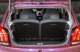 Peugeot 108, boot