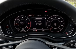 Audi A4 Avant , dash