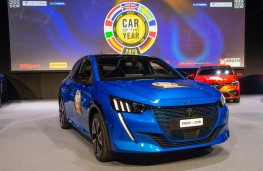 Peugeot 208, European Car of the Year 2020