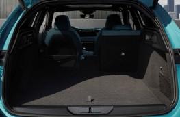 Peugeot 308 SW, 2021, boot