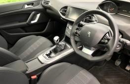 Peugeot 308 SW, interior