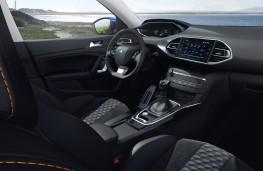 Peugeot 308, 2020, interior