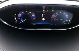 Peugeot 3008 Allure, 2017, instrument panel, dials