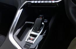 Peugeot 3008 Allure, 2017, gear lever