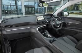 Peugeot 3008 Allure, 2017, interior