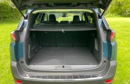 Peugeot 5008, 2021, boot