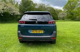 Peugeot 5008, 2021, tail