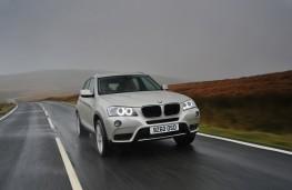 BMW X3, drive